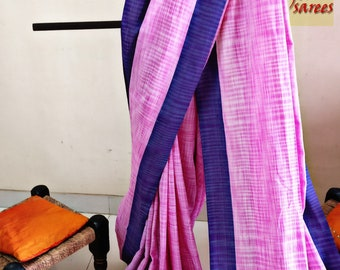Maheshwari Cotton silk Saree