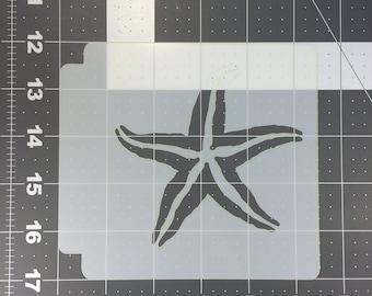 Starfish 101 Stencil