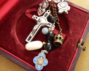 VENTE 15 % avec le code 15 Crucifix Bracelet Assemblage par 58diamond