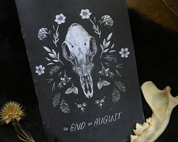 The End of August Zine