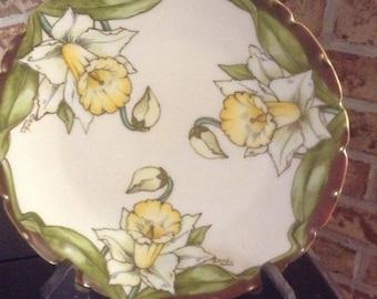 Bavaria vintage plate