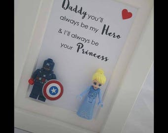 Daddy's Princess frame