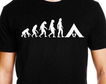 Camping Shirt, camp shirt, camping gift, camping shirt for men, camping shirt for women, camping t-shirt, camp t-shirt, camping tshirt