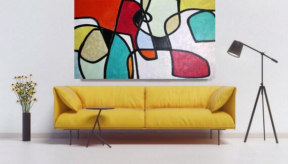 Midcentury Modern Art - irenaorlov