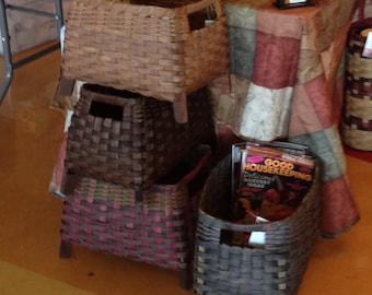 Magazine Baskets