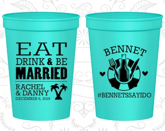 Personalized Stadium Cup, Personalized Cups, Wedding Cups, Personalized Plastic Cups, Stadium Cups, Party Cups, Plastic Cups (423)