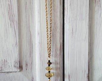 Re-Styled Dried Flower Doorknob Charm