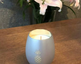 Pineapple Glow Candle