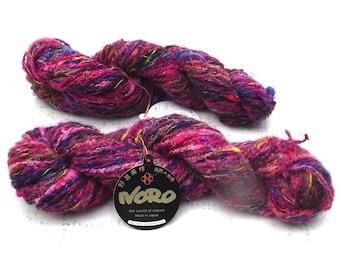 NORO Blossom Yarn, Color 16, Destash Yarn
