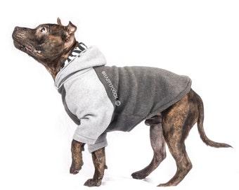 Zebra print Dog Hoodie, Dog Clothes, Warm Dog Sweater, Custom Dog Hoodie, Dog Jacket, Sweatshirt Dog Hoodie, Dog Coat