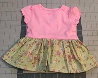 Easter T-Shirt Dress