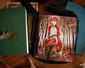 Little Red Ridding Hood / Bag - two sizes