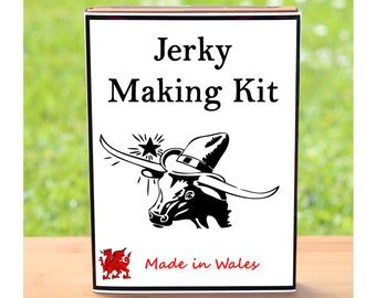 Jerky Making Kit - Make Your Own Beef Jerky