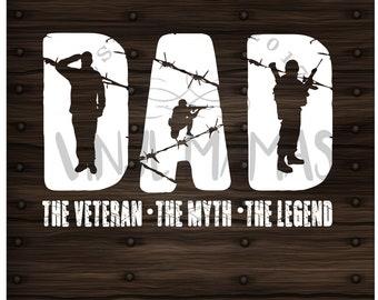 DAD veteran The Veteran, The Myth, The Legend