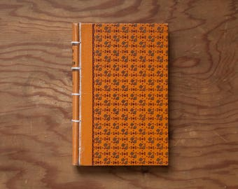 handmade journal // hard bound journal // travel journal