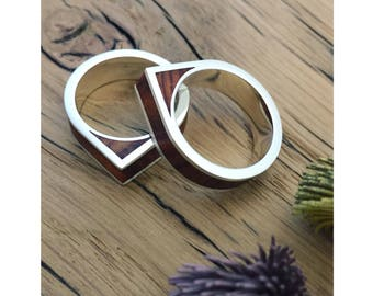 Native Edge 6mm - wood rings UK