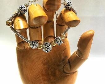 Pandora's FacSimile bracelet