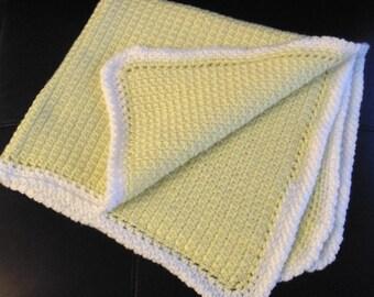 Crochet Baby Blanket, Baby Blanket, Baby Afghan