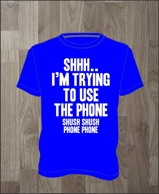 I m trying to use the phone