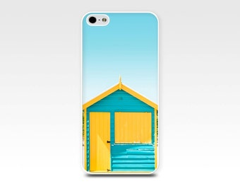 beach house iphone case 4 4s 5 5s nautical iphone case 6 beach scene fine art iphone case 5s photography iphone 4 6 5 5s case pastel 5s 5 4s