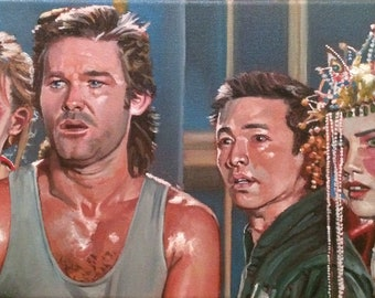 Big Trouble in Little China 8x16 Art Prints