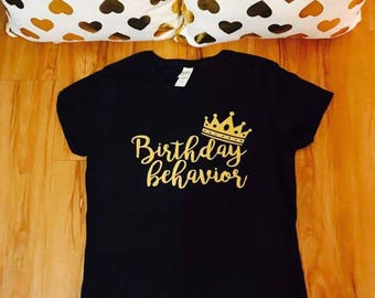 Birthday Behavior Shirt Women Adult For Jpg 340x270 Cheesy