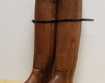 Antique Boots holders.
