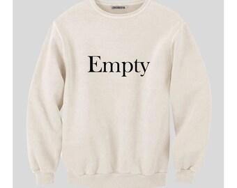 Glass Half Full Sweatshirt