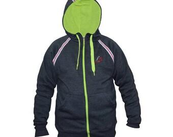 Fleece Full Zip Warm & Comfortable hoodie