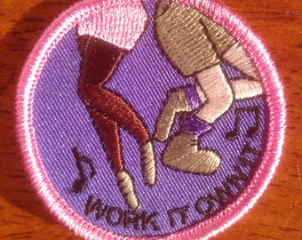 Work It Own It Merit Badge
