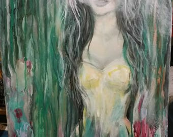 Helaina - The Veiled Woman