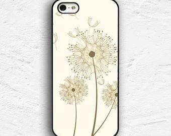 Dandelion iPhone 7 Case iPhone 7 Plus Case iPhone 6s Case iPhone 6 Plus Case iPhone 5s iPhone 5 Case iPhone 5c Cover