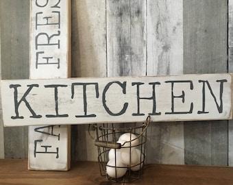 Wood sign / farmhouse decor / farmhouse signs / Farmhouse sign /cottage kitchen