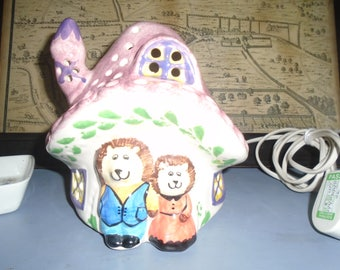 childrens hand made lamp pats tested