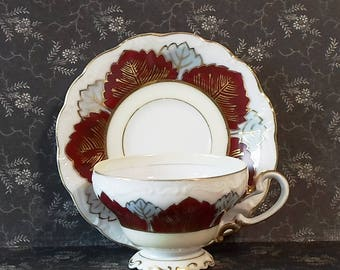 Vintage Tea Cup Set - Made in Occupied Japan