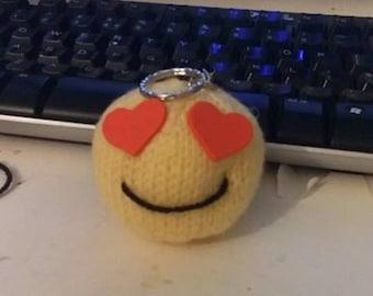 emojis key chain