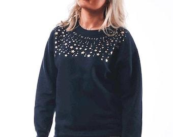 Oh My I'm Starry Eyed Sweatshirt