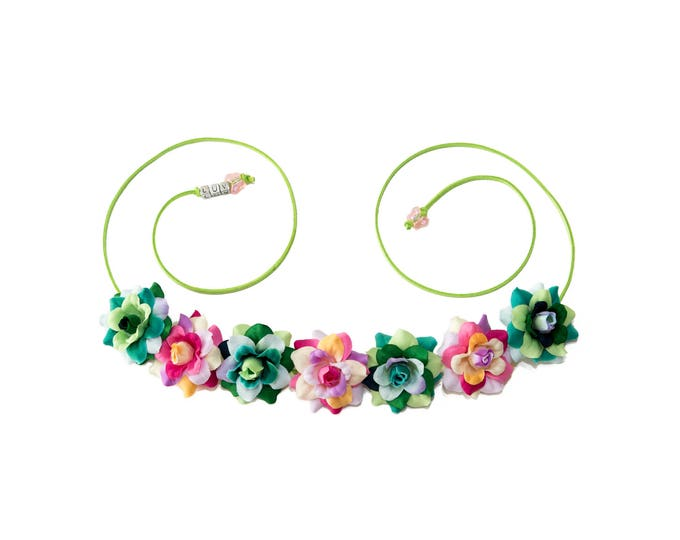 Te Fiti Flower Crown