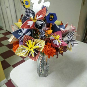 Awesome Paper Flowers 1000's Of Patterns