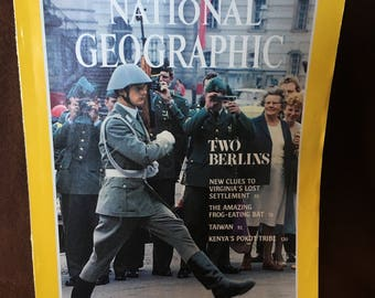 National Geographic  Vol.161 No.1 - January 1982