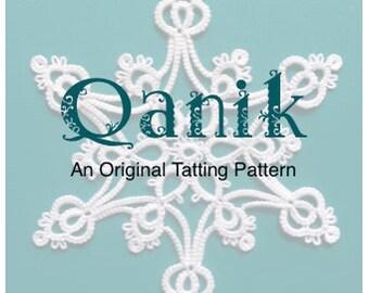 Qanik -  TATTING PATTERN