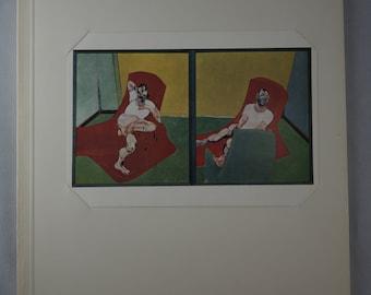 1965 Exhibit Catalog Francis Bacon Malningar 1945-1964 Moderna Museet Stockholm Sweden