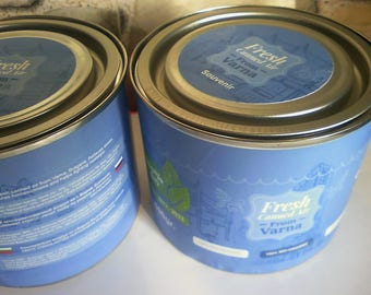 1pc Fresh canned air from Varna,Bulgaria
