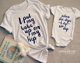 Mommy and me set