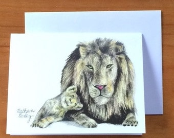 Father and Cub