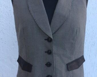 Everyday Women's Vintage Vest