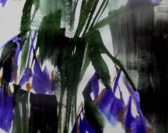 Irises / Ирисы