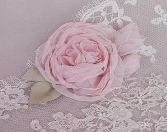 Fabric Flower/Fabric Rose/Wedding Flower/Rose Pattern/Rose DIY/Fabric Flower Pattern/Flower Tutorial/Flower Pattern/Flower DIY/Wedding DIY