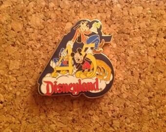 45 Years Disneyland Pin
