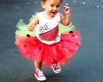 Watermelon tutu, Summer Tutu